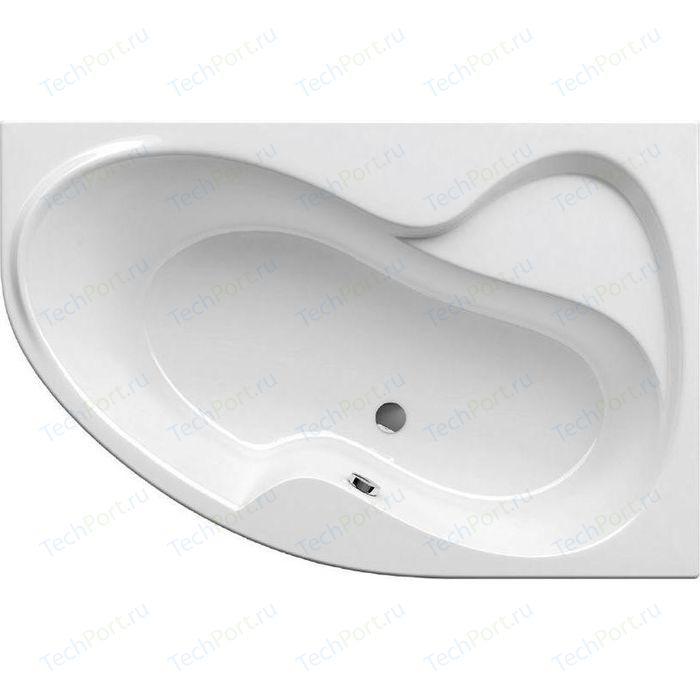 Фото - Акриловая ванна Ravak Rosa II 160x105 правая, без гидромассажа (CL21000000) акриловая ванна ravak rosa 95 150x95 правая без гидромассажа c561000000