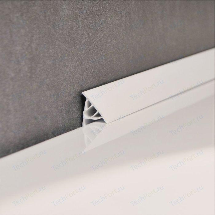 Фото - Пластиковый бордюр Ravak универсальная декоративная 11/2000 мм, белая (XB462000001) аксессуары для ванн беросси мыльница breeze