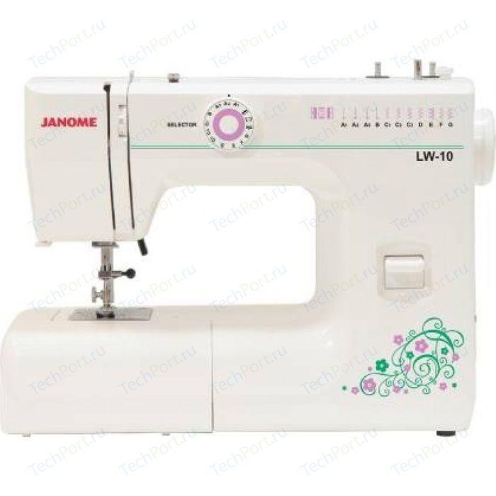 Швейная машина Janome LW-10
