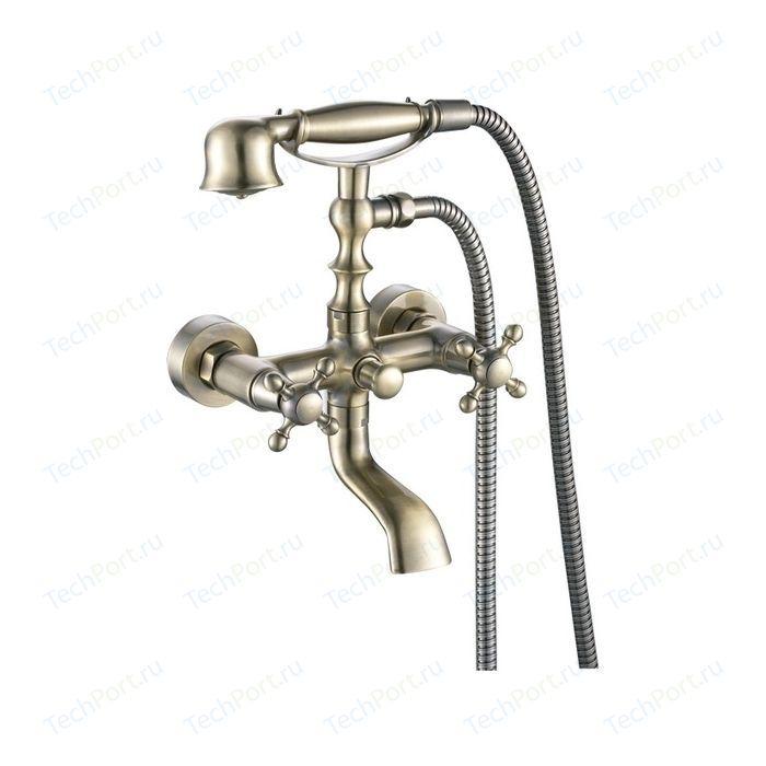 Смеситель для ванны ZorG Antic Zvikov (AZR 607 W)