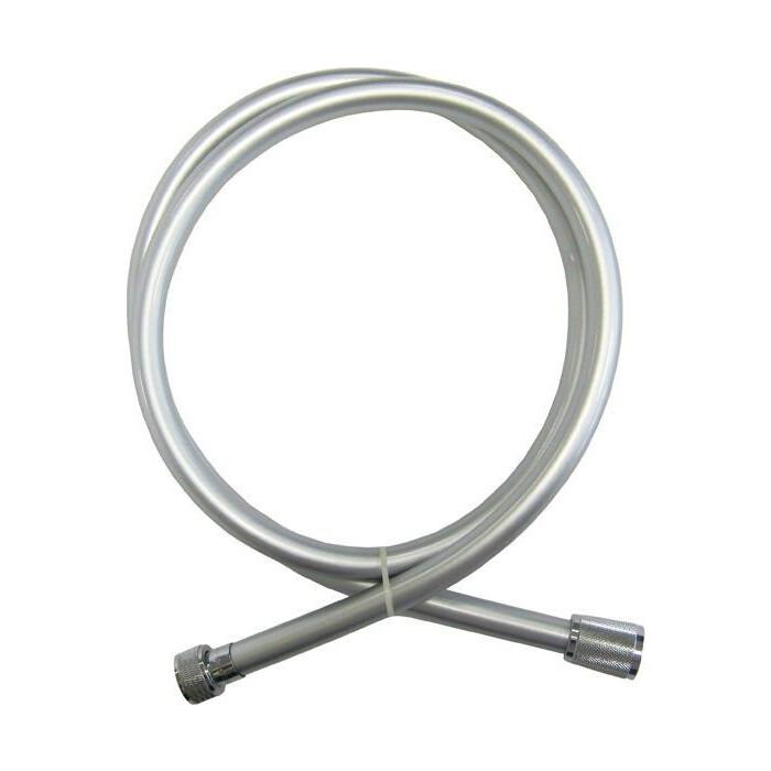 Душевой шланг ZorG Classic 150 см, ПВХ, хром