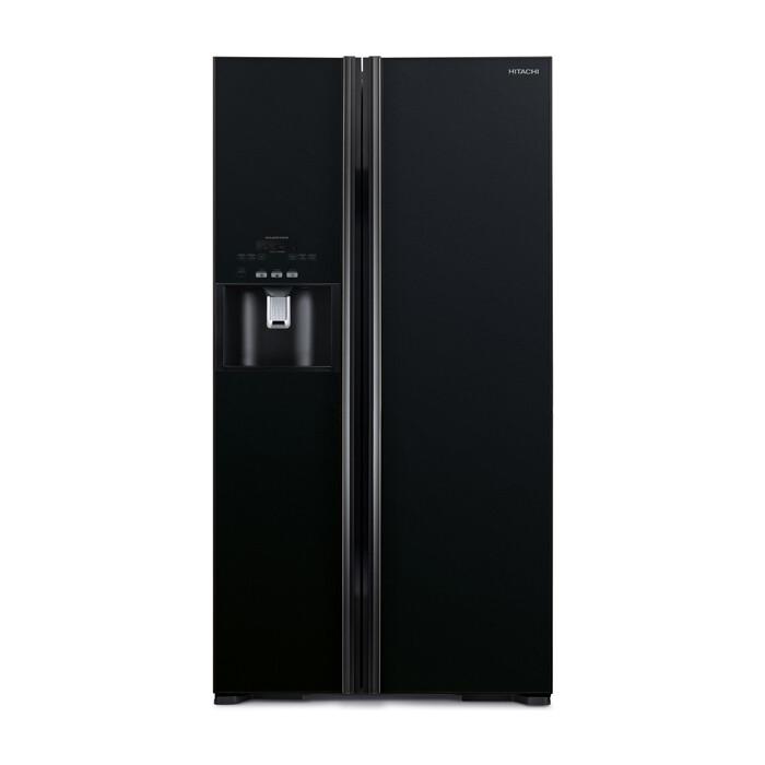 Холодильник Hitachi R-S702 GPU2 GBK