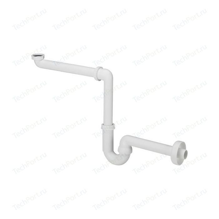 Сифон для мебельной раковины Viega 5729 D32 с накидной гайкой 1 1/4, пластик, белый (606220)