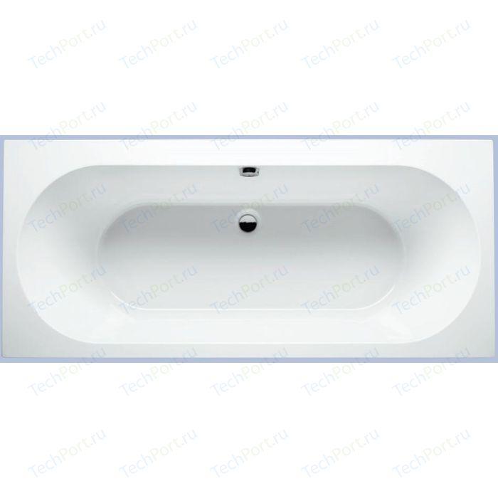 Акриловая ванна Riho Carolina 180x80 с каркасом (BB5400500000000, 2YNVN1017)