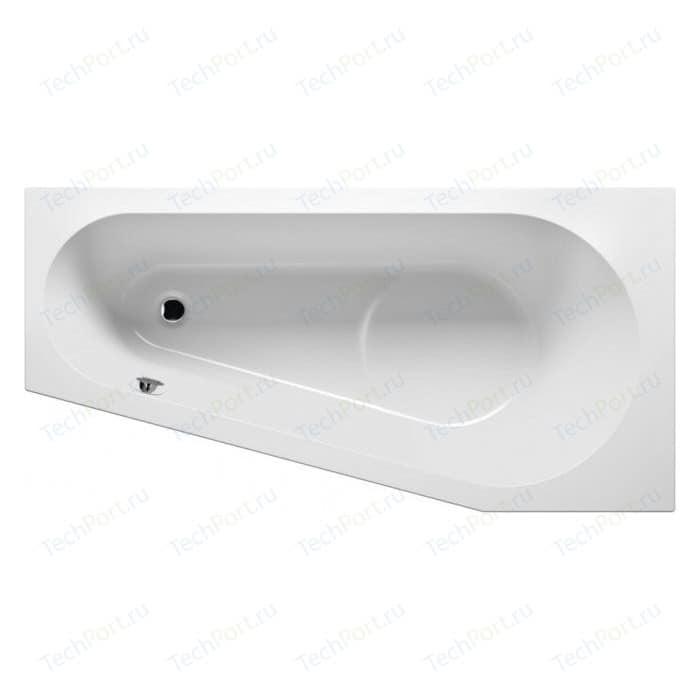 Акриловая ванна Riho Delta 160x80 L левая, с каркасом (BB8300500000000, 2YNDL1019)