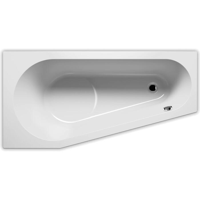 Акриловая ванна Riho Delta 150x80 R правая, с каркасом (BB8000500000000, 2YNVN1027)