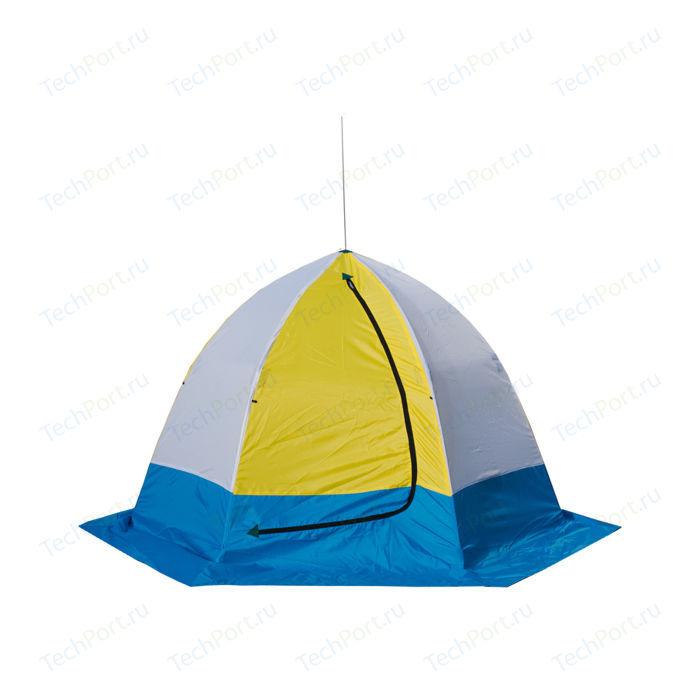 Палатка для зимней рыбалки Стэк Elite 4 (п/автомат) цена 2017