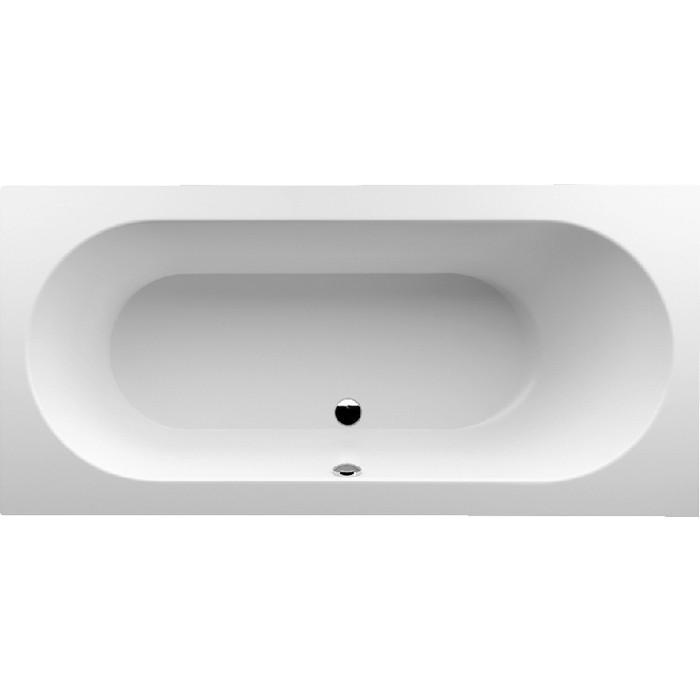 Ванна квариловая Villeroy Boch Oberon 190x90 см белая с ножками (UBQ199OBE2V-01)