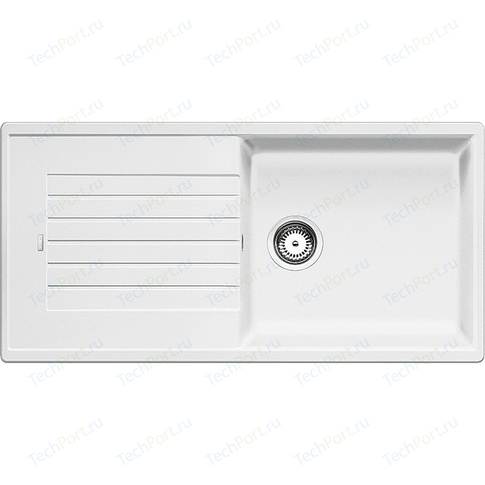Кухонная мойка Blanco Zia XL 6 S белый (517571)