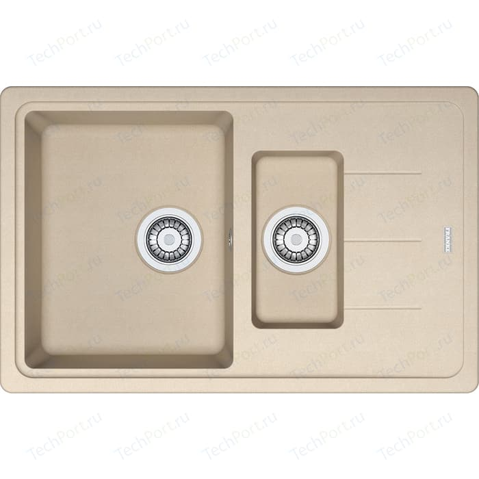 Кухонная мойка Franke Basis BFG 651-78 бежевый (114.0280.885)