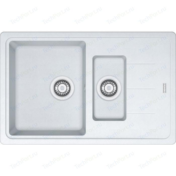 Кухонная мойка Franke Basis BFG 651-78 белый (114.0280.893)