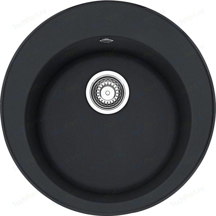 Кухонная мойка Franke Ronda ROG 610 оникс (114.0263.253)