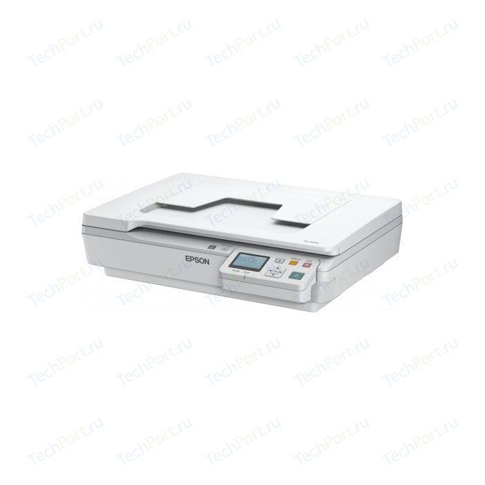 Сканер Epson WorkForce DS-5500N (B11B205131BT)