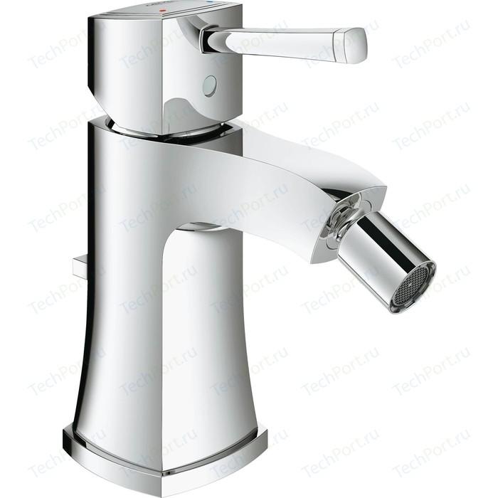 Смеситель для биде Grohe Grandera с донным клапаном (23315000)
