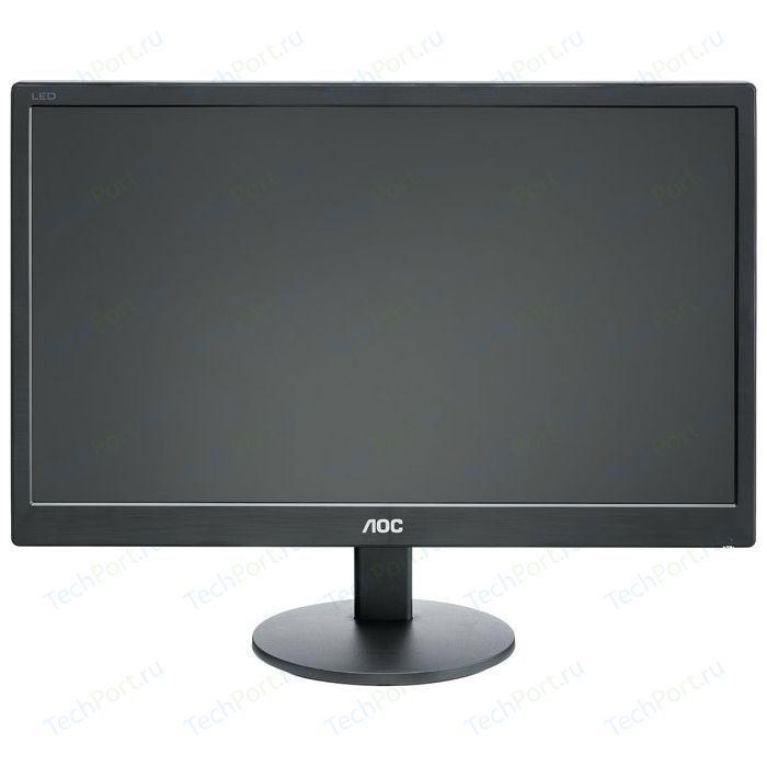 Монитор AOC e2070Swn Black