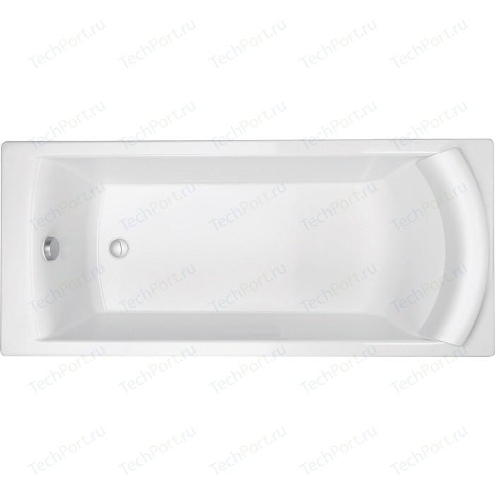 Чугунная ванна Jacob Delafon Biove 170x75 без отверстий для ручек (E2930-00)