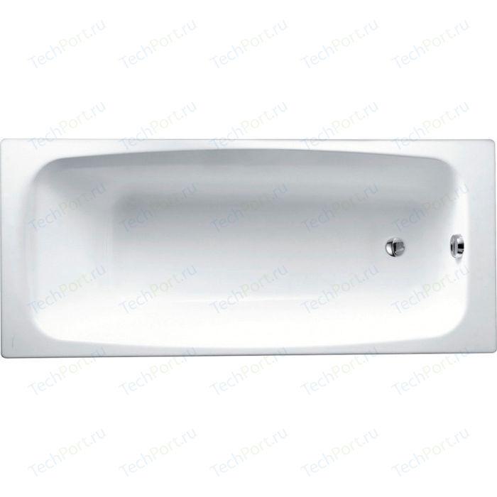 Чугунная ванна Jacob Delafon Diapason 170x75 без отверстий для ручек (E2937-00)