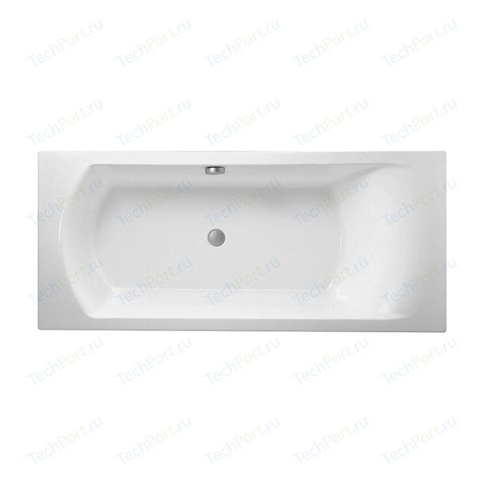 Акриловая ванна Jacob Delafon Ove прямоугольная 180x80, на каркасе (E60143RU-00, SF143RU-NF)
