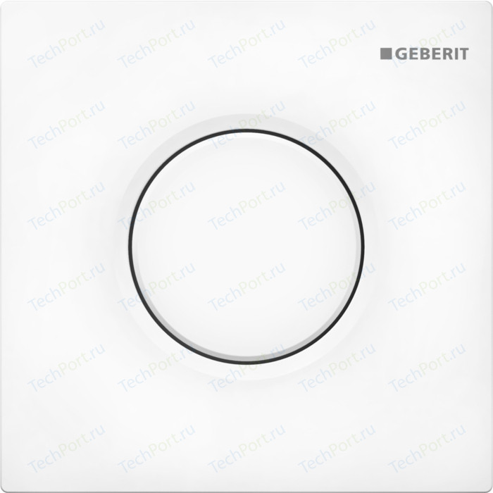Привод смыва Geberit HyTouch Sigma 01 пневматический, для писсуара, белая (116.011.11.5)