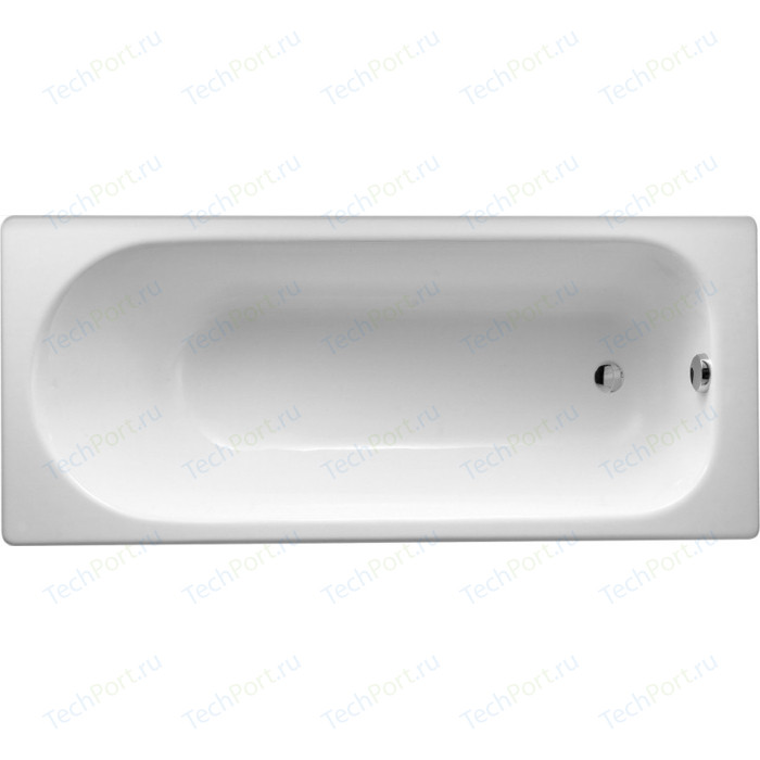 Чугунная ванна Jacob Delafon Soissons 160x70 (E2931-00)