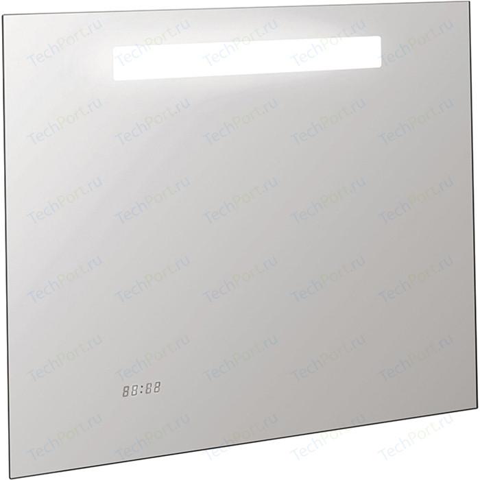 Зеркало Jacob Delafon 80x65 см, с часами (EB1160-NF)