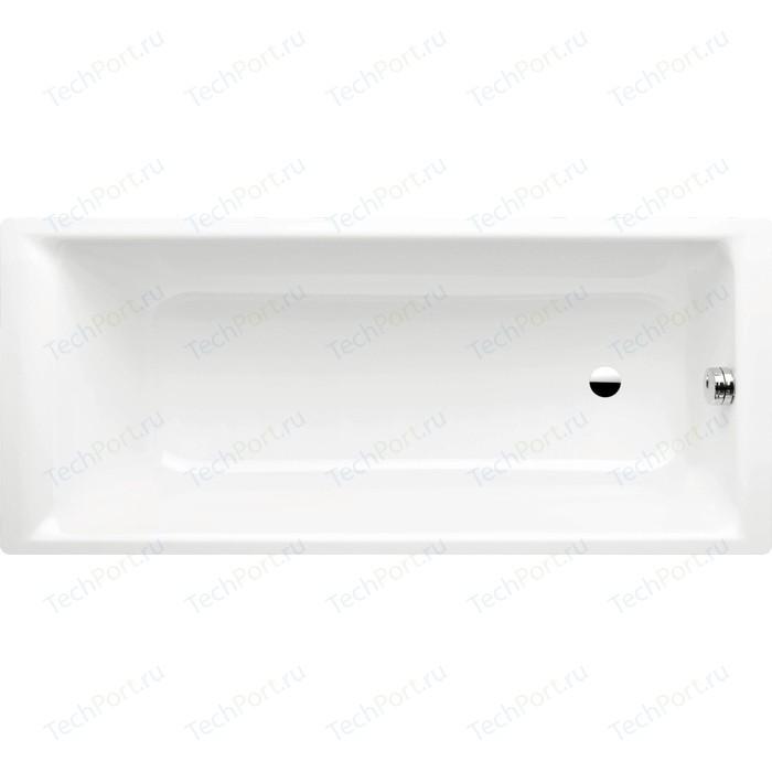 Ванна стальная Kaldewei Puro 653 Easy-Clean 180x80 см (256300013001)