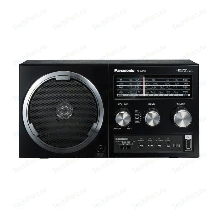 Радиоприемник Panasonic RF-800UEE1-K