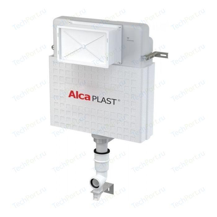 Фото - Смывной бачок AlcaPlast встраиваемый (A112) alcaplast a112