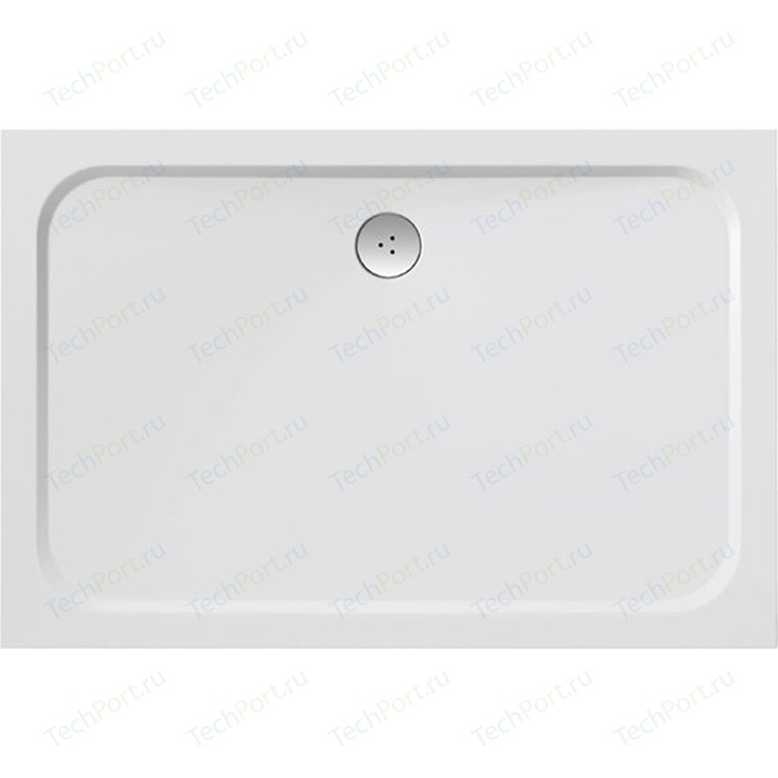 Фото - Душевой поддон Ravak Gigant Pro Chrome 120х90 см (XA04G701010) душевой поддон ravak gigant pro 100х80 см xa03a401010