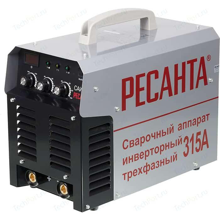 Сварочный инвертор Ресанта САИ 315 3ф