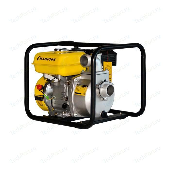 Мотопомпа Champion GP52 мотопомпа hammer flex mtp285 2 4 х такт 3 6 л с 500 л мин