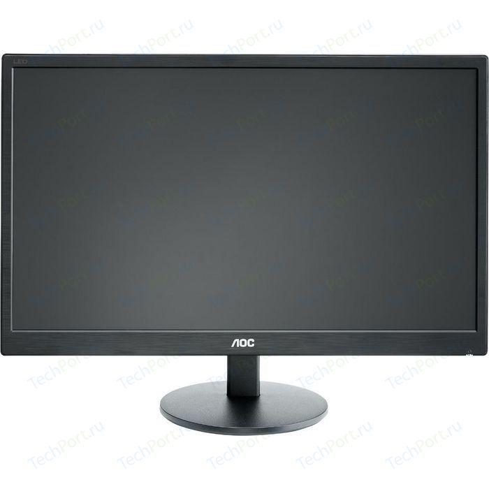 Монитор AOC E2470SWHE Black