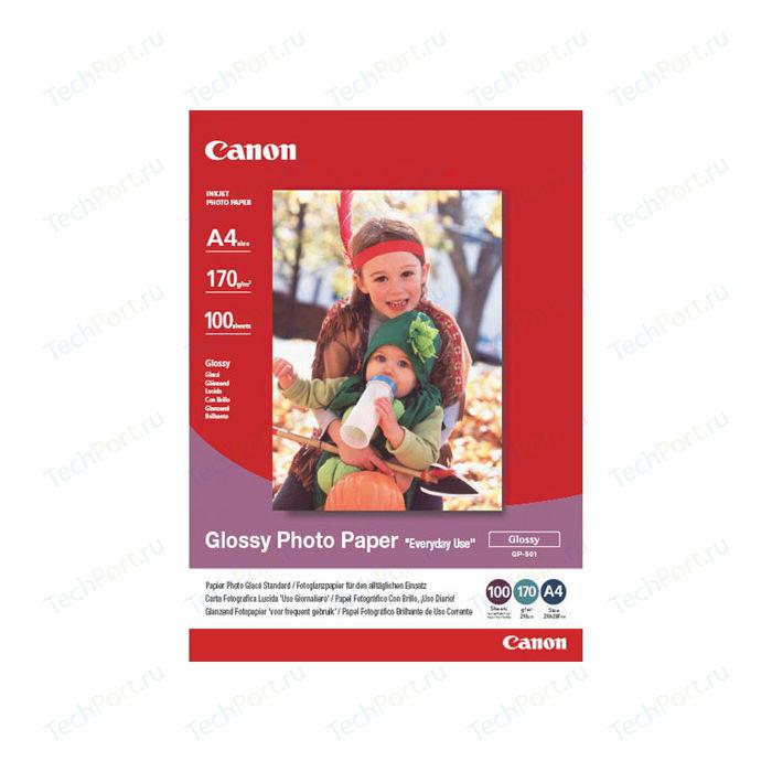 Бумага Canon Фотобумага Глянцевая (0775B001)