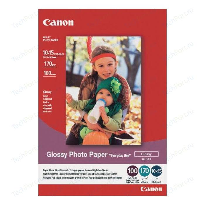 Бумага Canon Фотобумага Глянцевая (0775B003)