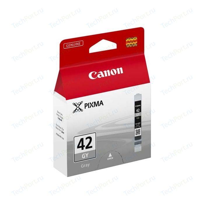 Картридж Canon CLI-42 GY (6390B001)