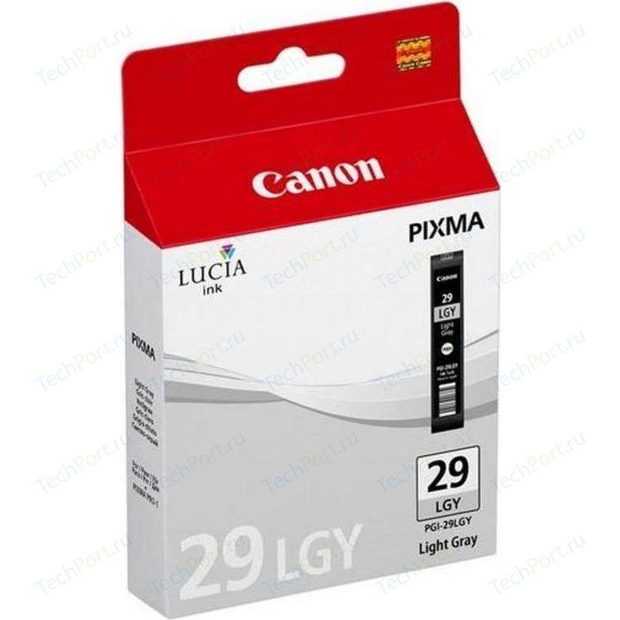 Картридж Canon PGI-29 LGY (4872B001)