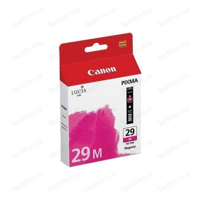 Картридж Canon PGI-29 M (4874B001)