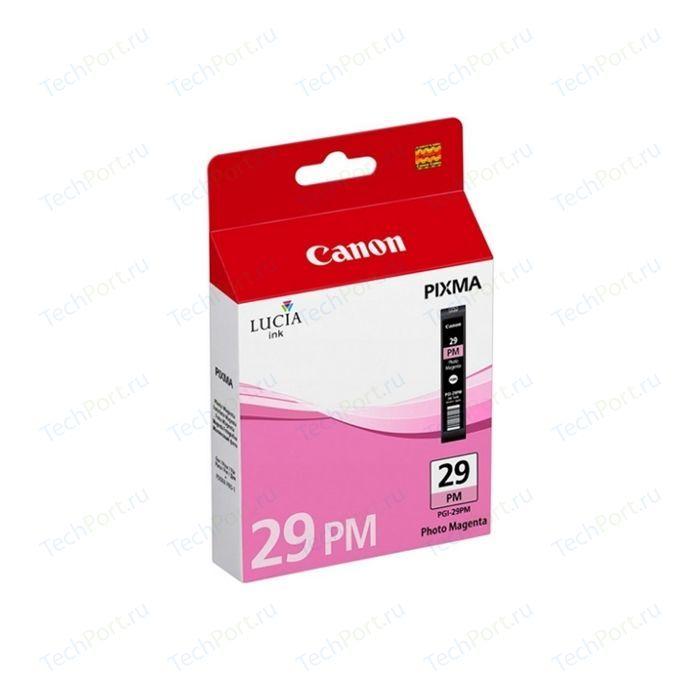 Картридж Canon PGI-29 PM (4877B001)