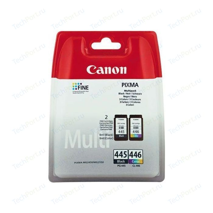 Картридж Canon PG-445/CL-446 Multi Pack (8283B004)