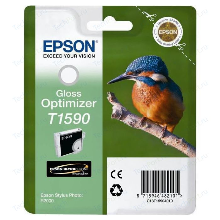 Картридж Epson Stylus Photo R2000 (C13T15904010)