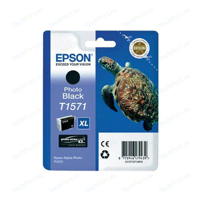 Картридж Epson Stylus Photo R3000 (C13T15714010)