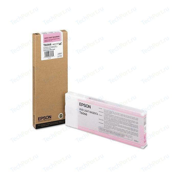Картридж Epson Stylus Pro 4880 (C13T606600)