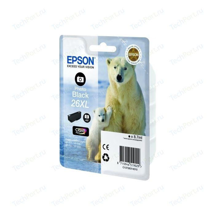 Картридж Epson C13T26314012