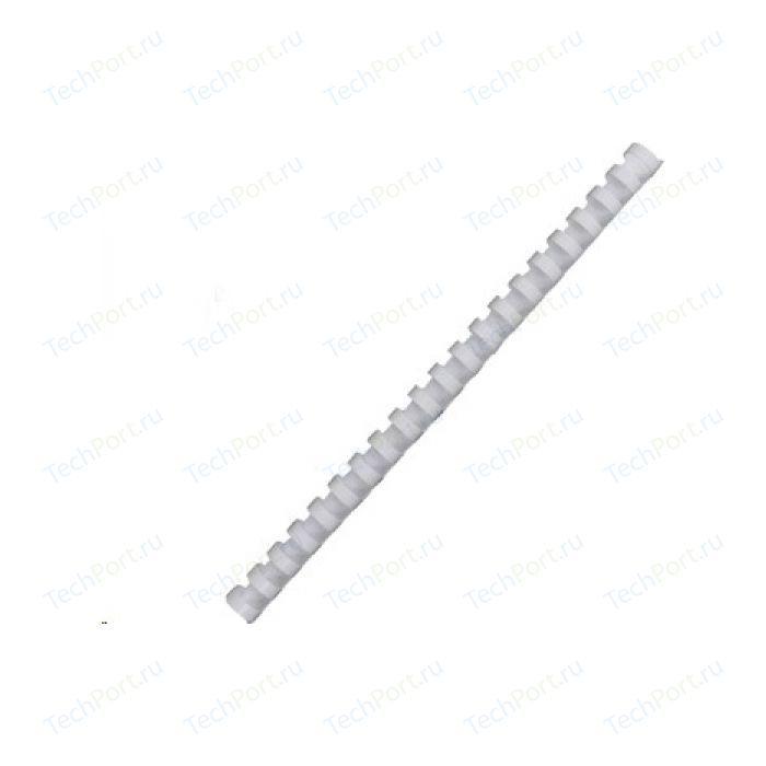 Пружины для переплета Fellowes пластиковые круглые (FS-53466)