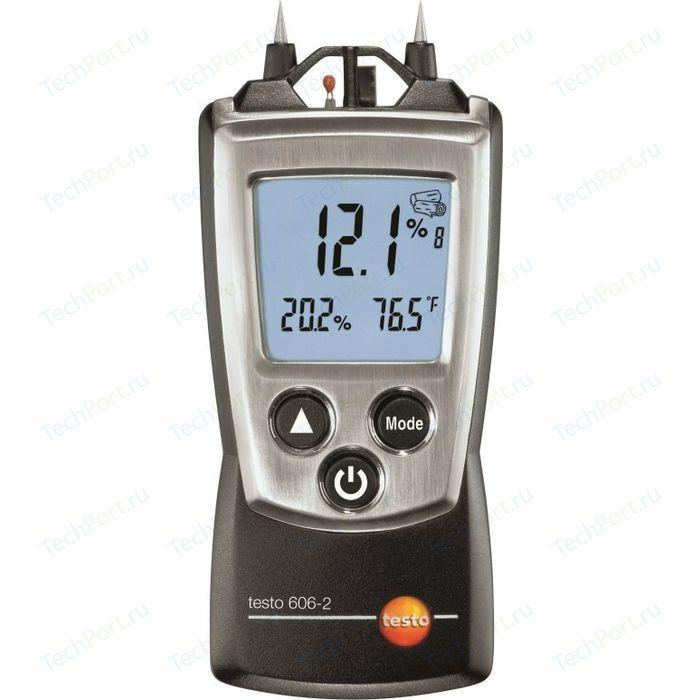 testo 870 2 Измеритель влажности и температуры Testo 606-2