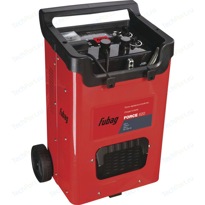 Пуско-зарядное устройство Fubag Force 620 пуско зарядное устройство fubag force 180 красный черный