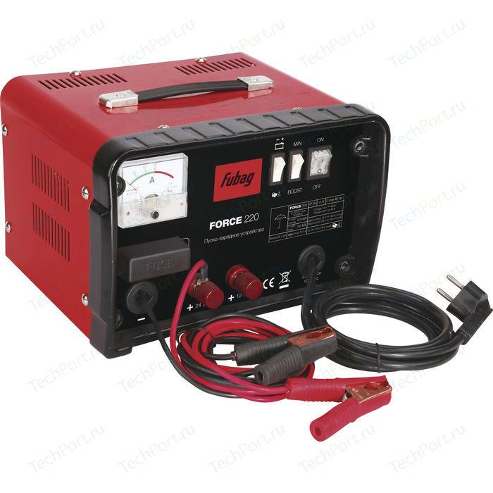Пуско-зарядное устройство Fubag Force 220 пуско зарядное устройство fubag force 180 красный черный