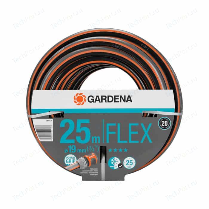 Шланг Gardena 3/4 (19мм) 25м Flex (18053-20.000.00)