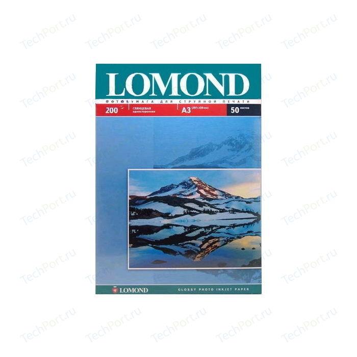 Бумага Lomond A3 глянцевая (102024)