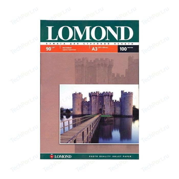 Фотобумага Lomond A3 матовая (102011)